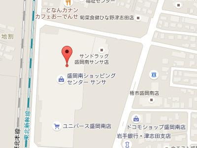 りえ歯科医院map