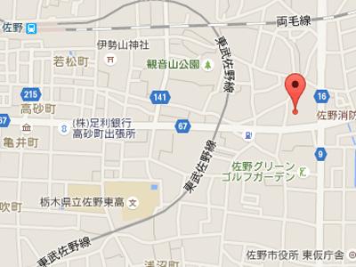 芥川歯科map
