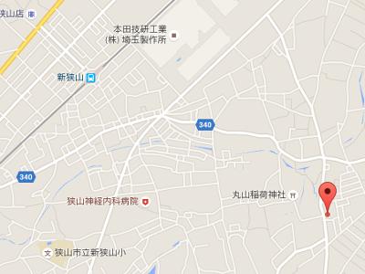 あおやぎ歯科医院 地図