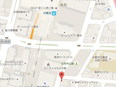ちひろデンタルクリニック 地図