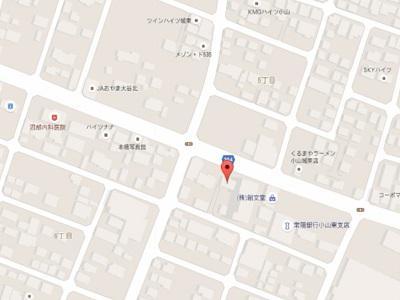 よつば歯科医院map