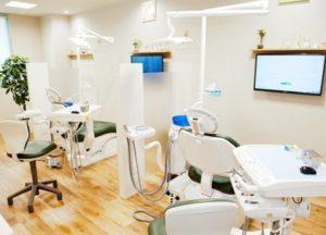 ヒカゴ歯科クリニック診察台