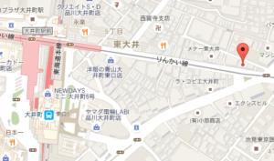 くまの歯科医院 地図