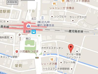 山本歯科医院map