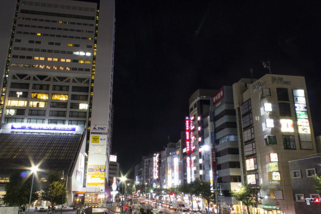 中野駅 夜間診療