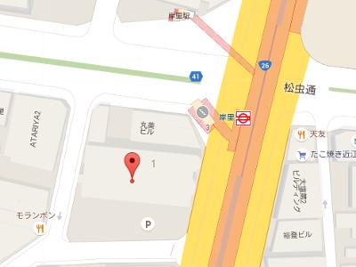 湯川歯科医院 地図