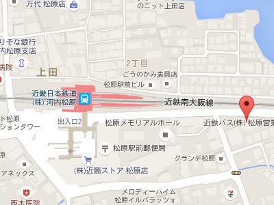 杉本デンタルクリニック 地図
