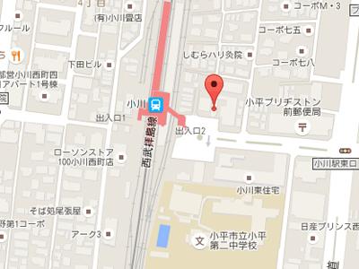 おかべ歯科map