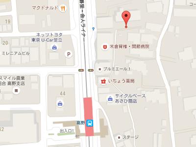 いいじま歯科医院 地図