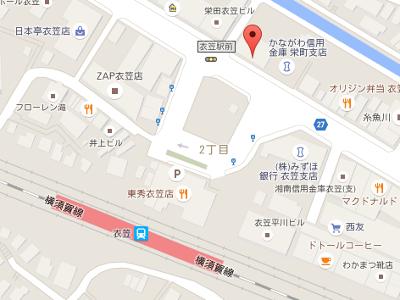 栄町歯科診療所 地図