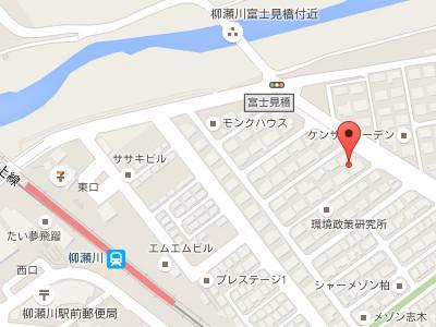 千葉歯科クリニックmap