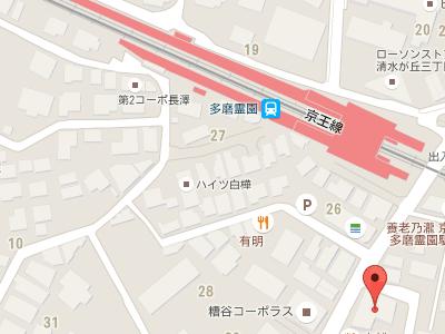 いとう歯科医院 地図