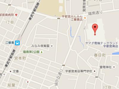 アピタ浅井歯科map