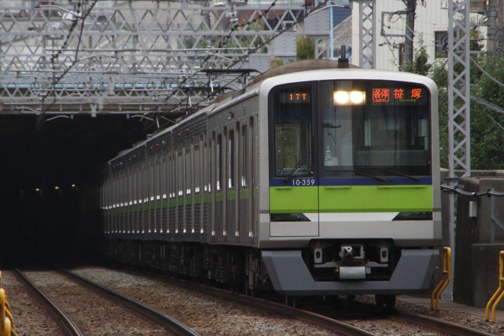 笹塚駅,小児