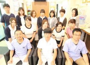 まつむら歯科staff