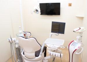 星のそら歯科クリニック診察室