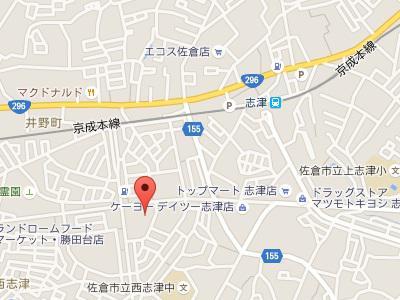 ミカエル歯科地図