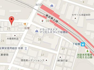 熊田歯科医院 地図