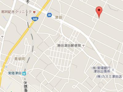 津田診療所まつもと歯科 地図