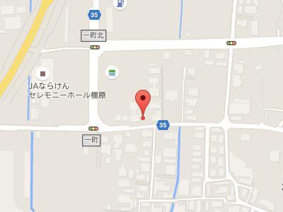 竹村歯科医院map