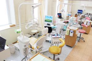 やすらぎ歯科 診療室