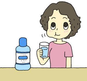 口臭予防_歯磨き粉_口の中の殺菌