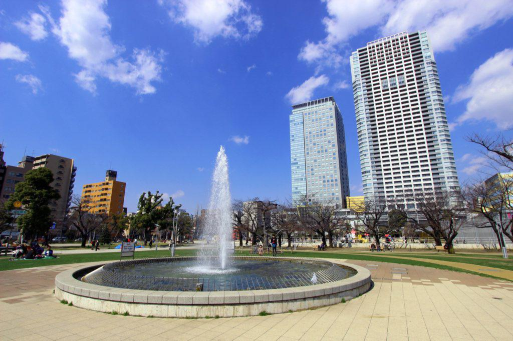 錦糸町公園