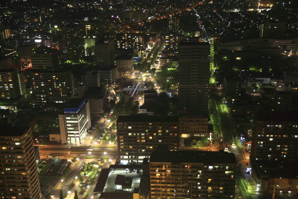 浜松市 夜間