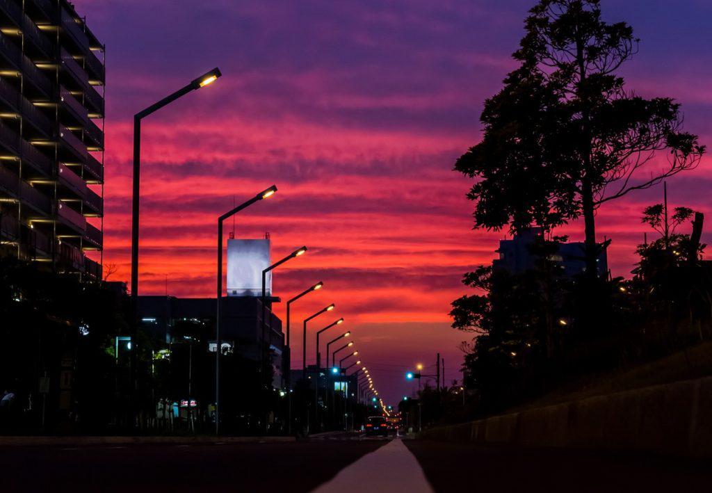浦安市 夜間 2