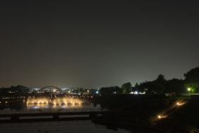 ひたちなか市 夜間