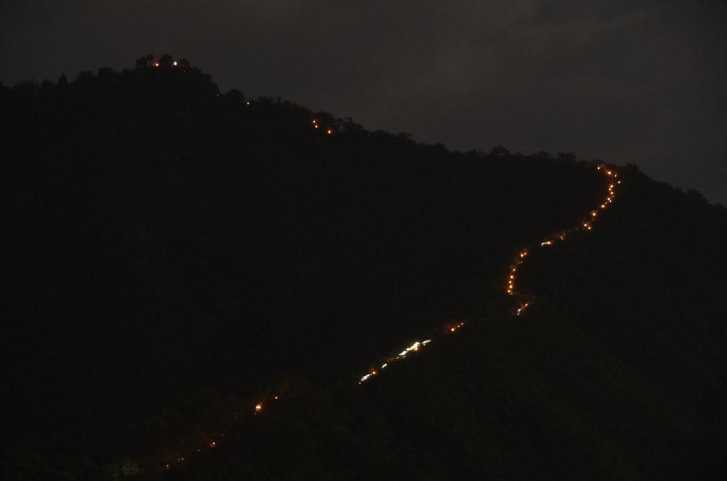 坂戸市 夜間