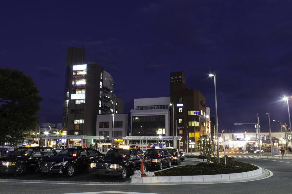 成田市 夜間