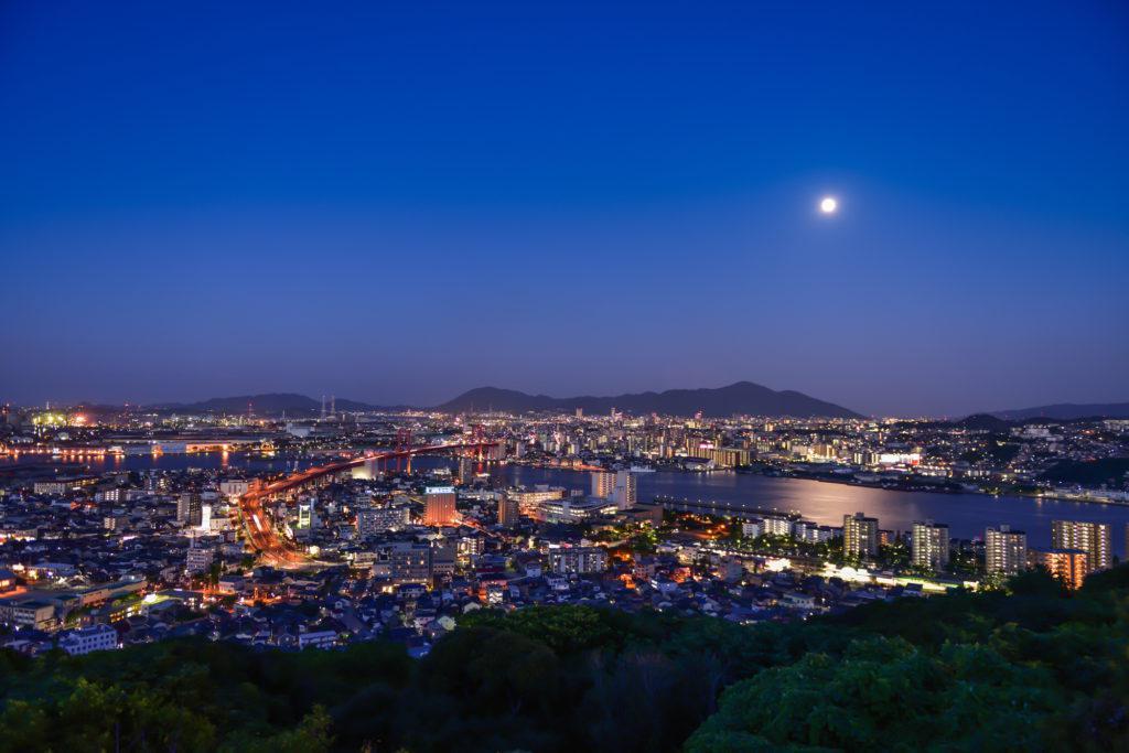北九州 夜間