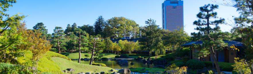 前橋市の風景
