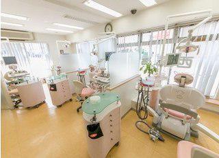 西馬橋歯科クリニック_診療室