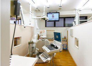桃山白石歯科医院_診療室