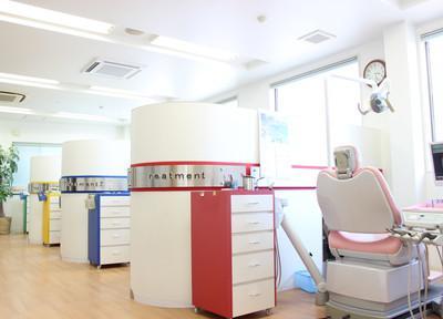 豊田第一歯科 診療室