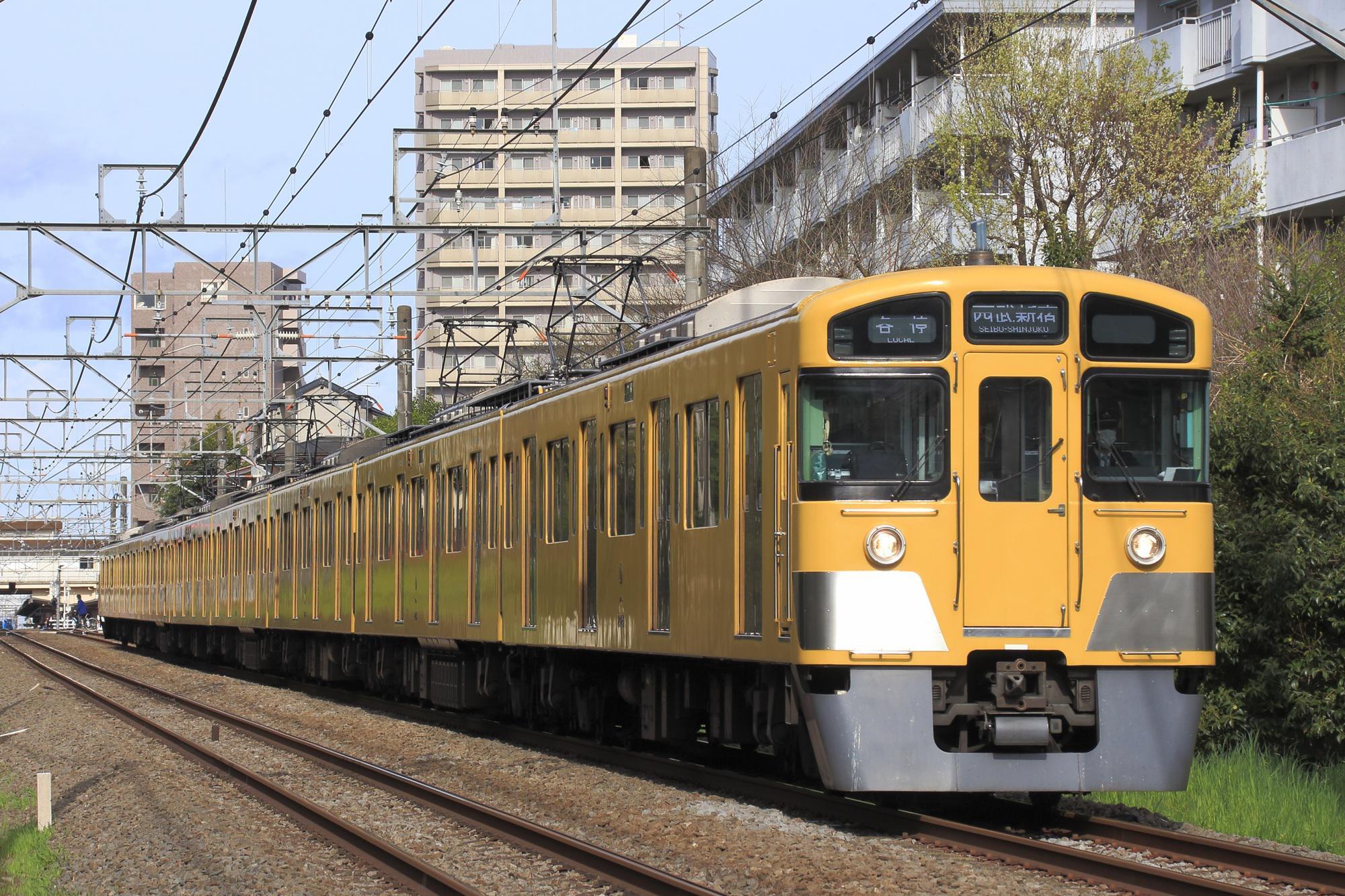 上石神井駅 日曜 アイキャッチ