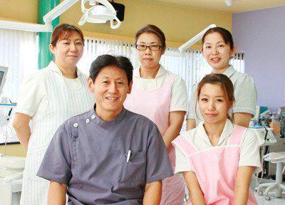 塩野谷歯科医院 集合写真