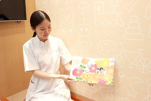 メディケア歯科クリニック豊中_キッズスペース