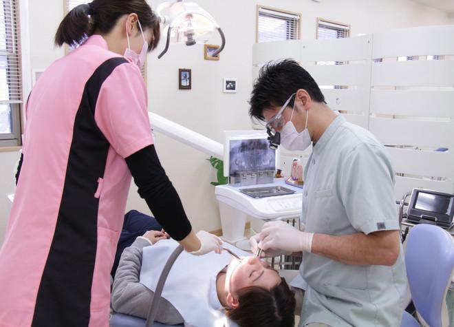 たきだい歯科医院 診療風景