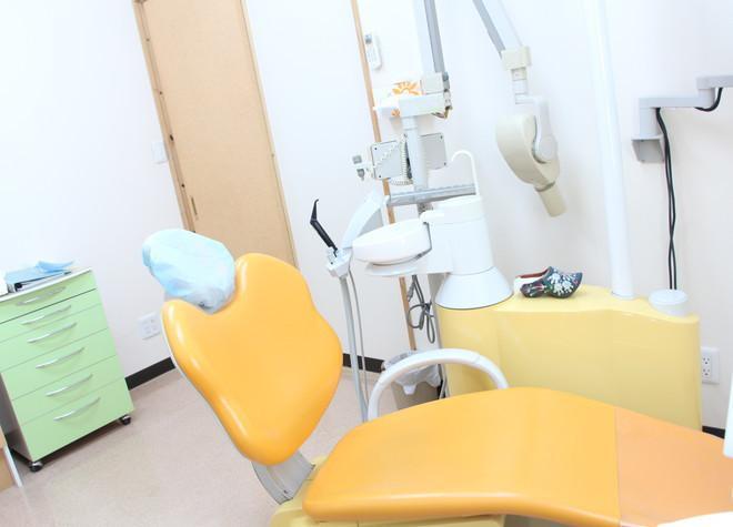 はせがわ歯科 診療台