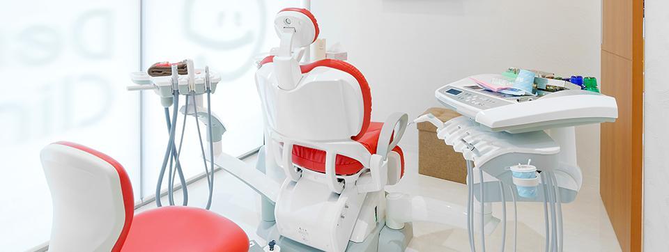 エルモ歯科 診療室
