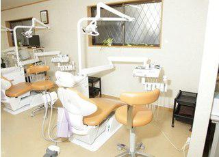 神宝町歯科 診療室