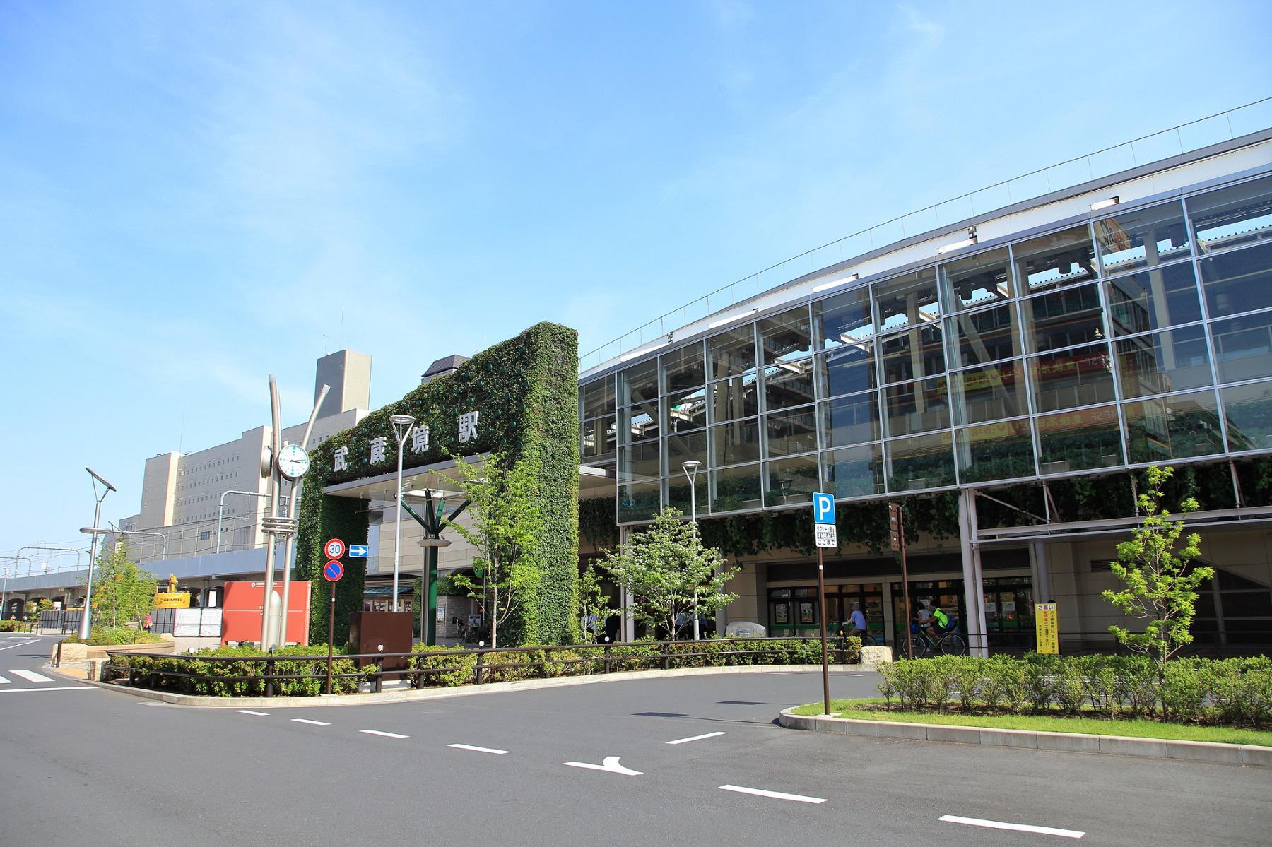 歯科+武蔵境駅