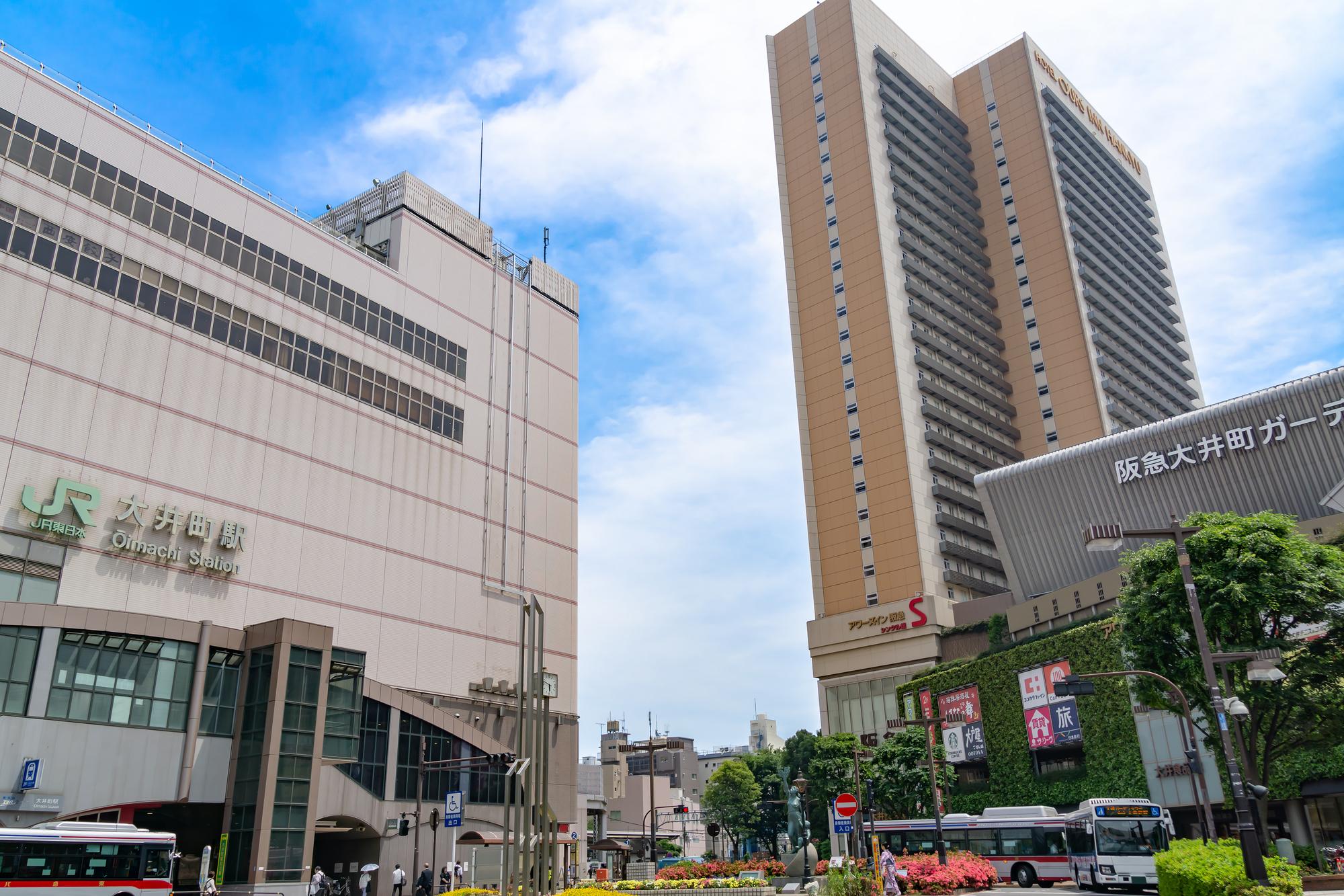 〈予約可〉大井町駅の歯医者3院!おすすめポイントも紹介