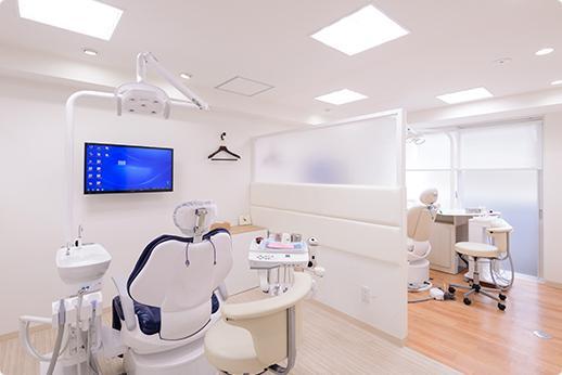 おおたけ歯科クリニック 治療室