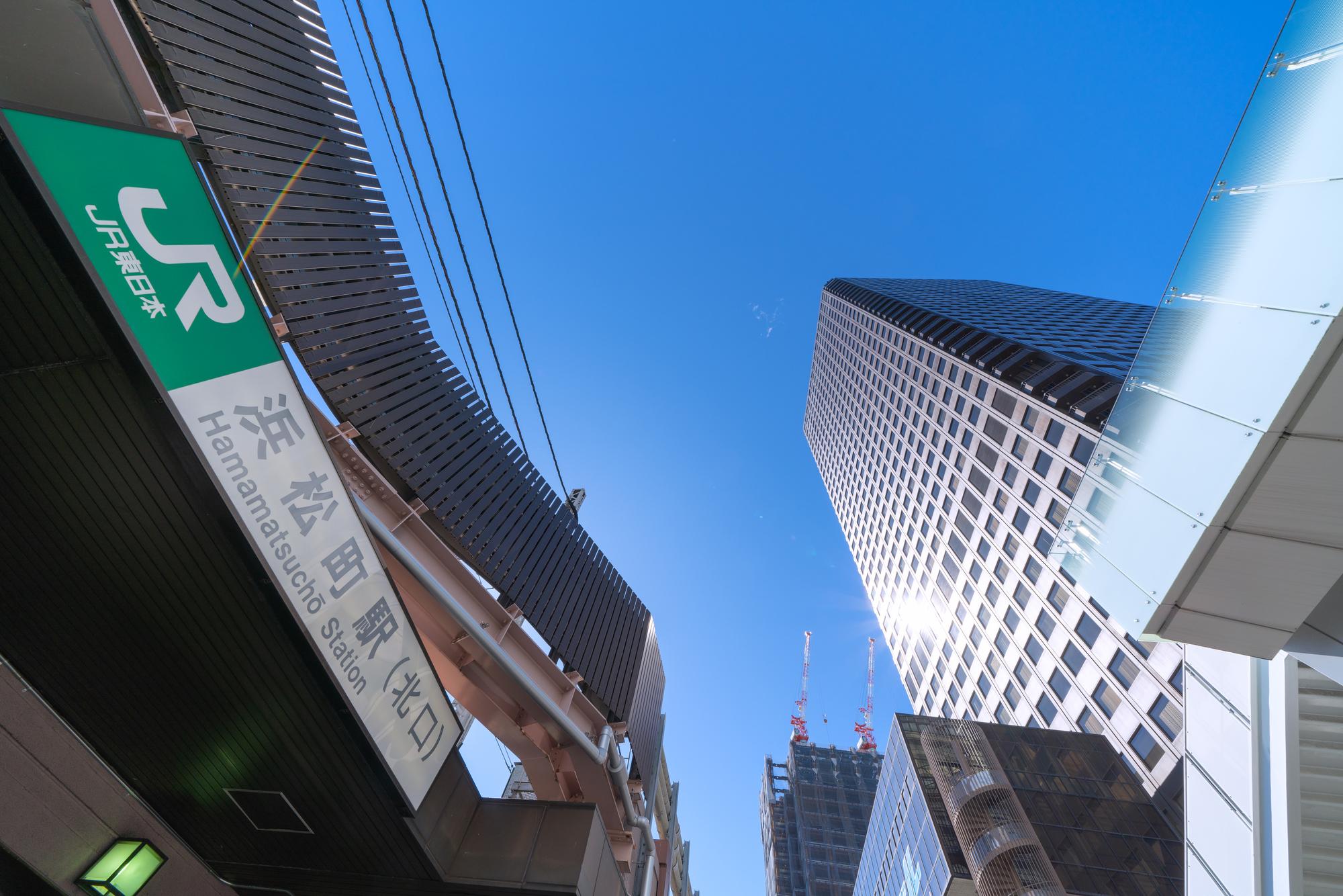 18時以降に通える!浜松町駅近くにある歯医者3院のおすすめポイント